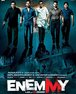 Enemmy movie