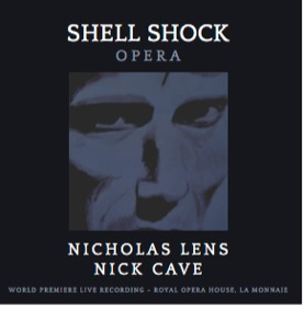Nick Cave and Nicholas Lens: Shell Shock CD