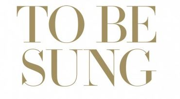 To be sung logo
