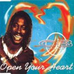 CB milton Open Your Heart