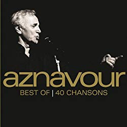 40 hits by Charles Aznavour